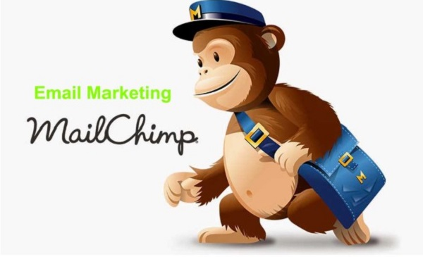 Phần mềm Email Marketing MailChimp