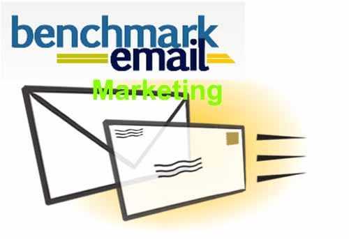 Phần mềm Email Marketing Benchmark Email