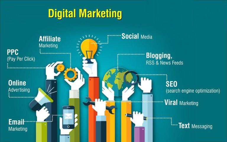 marketing digital là gì