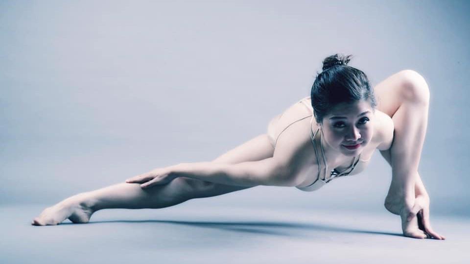 yoga dành cho người mới tập