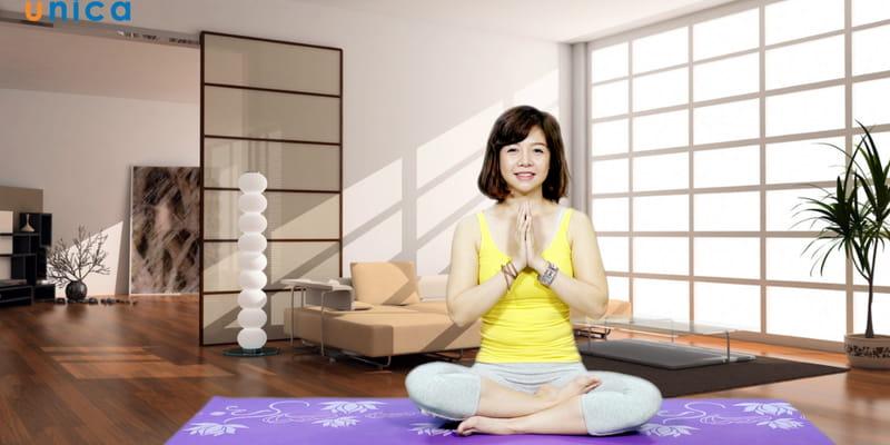 lưu ý khi luyện tập yoga tăng chiều cao