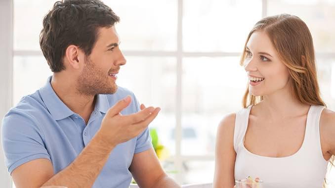 nghệ thuật nói chuyện giúp phái nữ thu hút đàn ông