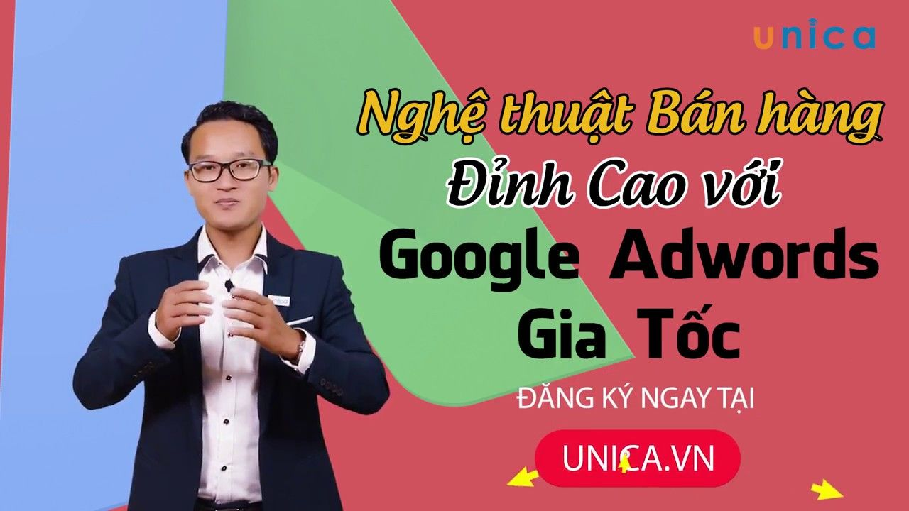 Top 3 khóa học Google Adwords