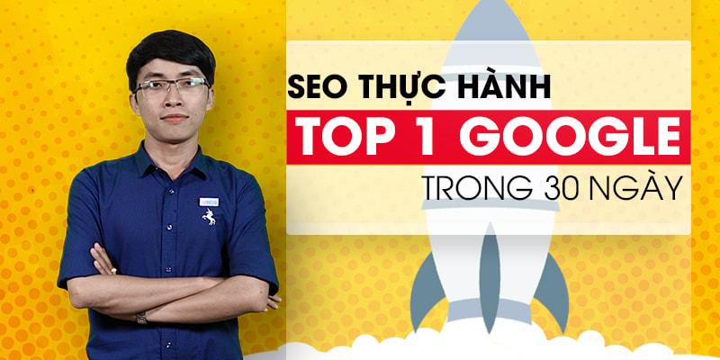 top 3 khóa học SEO Marketing cho người mới bắt đầu