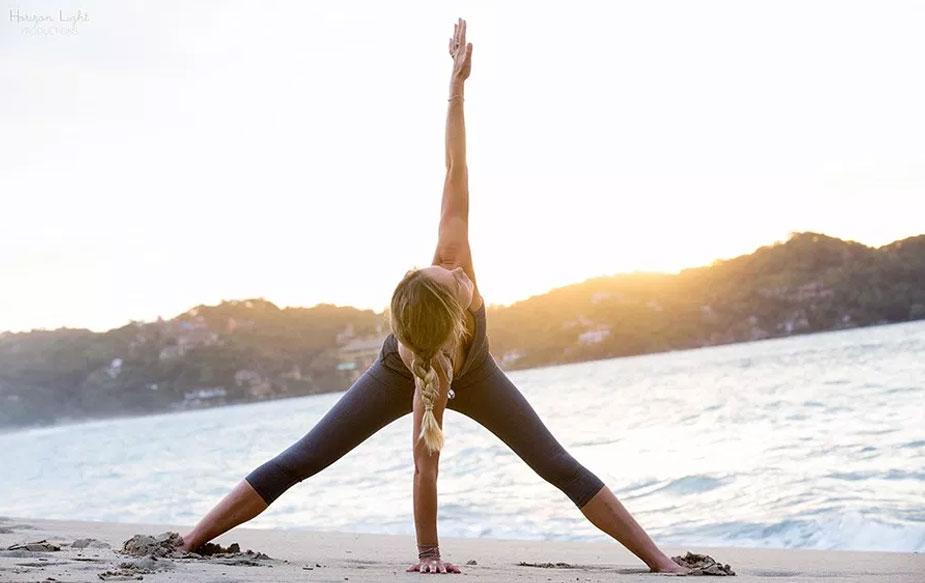 những lưu ý khi luyện tập yoga cho mẹ bầu