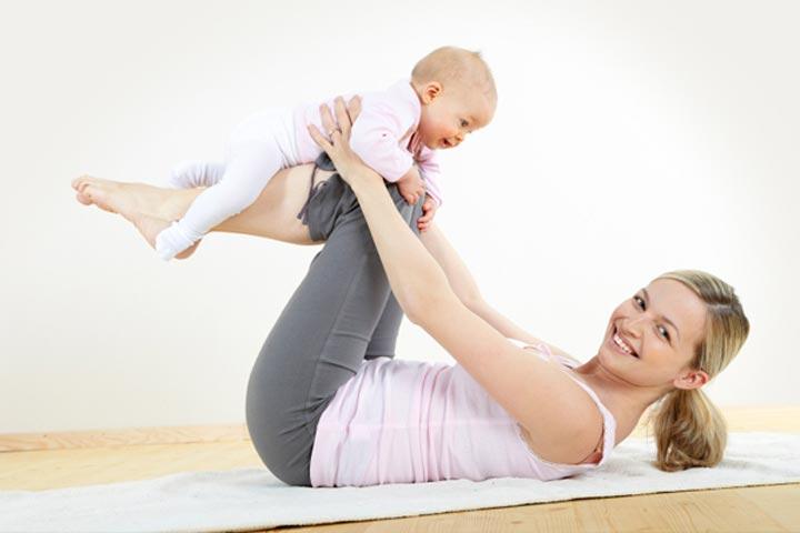 yoga sau sinh giúp bạn tìm lại vóc dáng