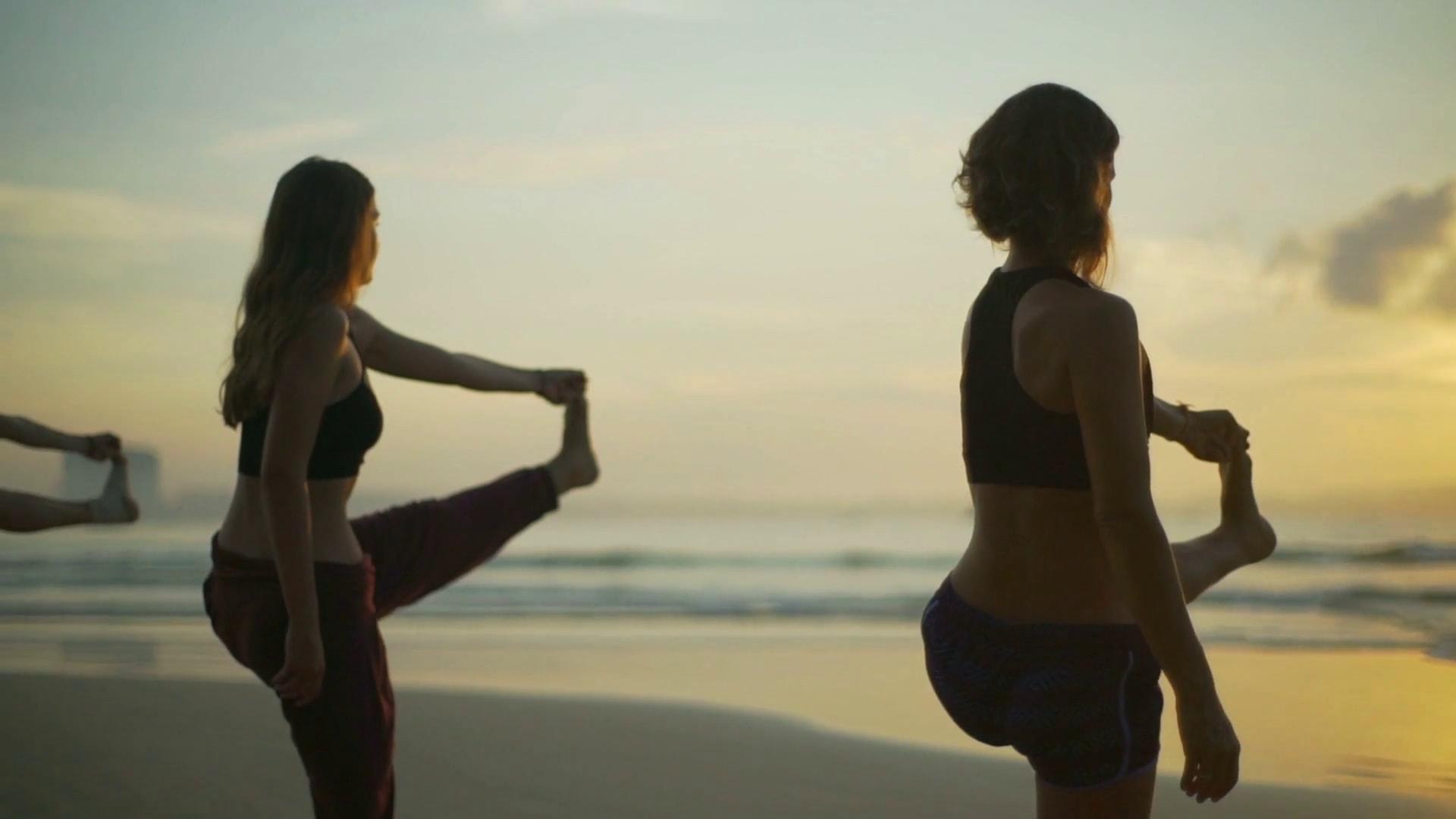các tư thế cần chuẩn bị trước khi thực hiện yoga xoạc chân