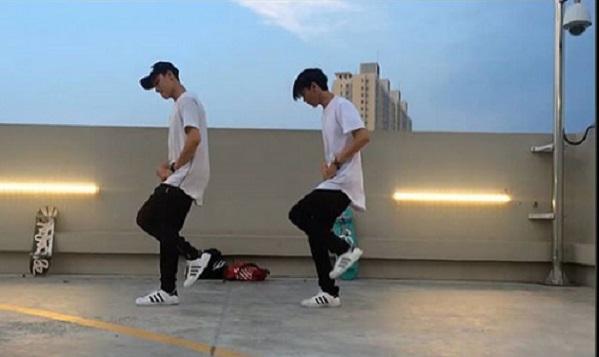 học nhảy shuffle dance