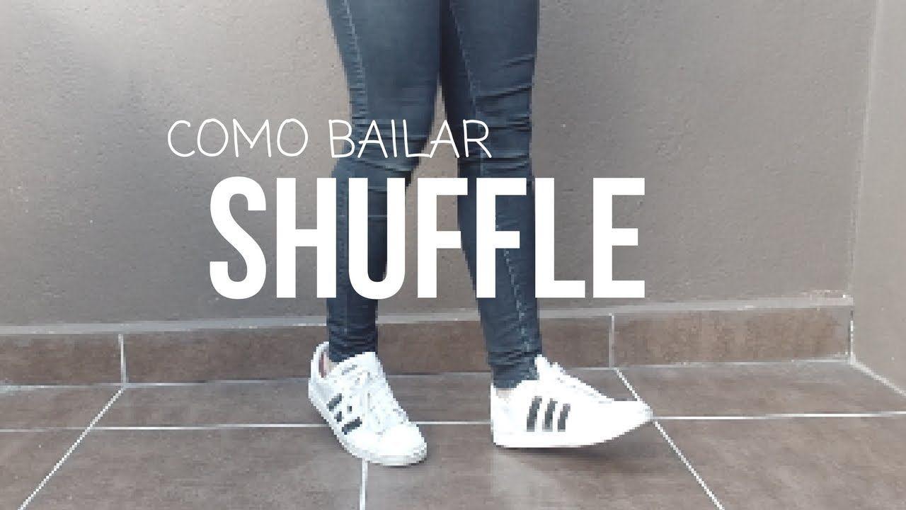 Hướng dẫn nhảy shuffle dance từng bước