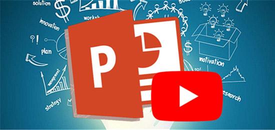 Cách chèn video vào PowerPoint từ video có sẵn