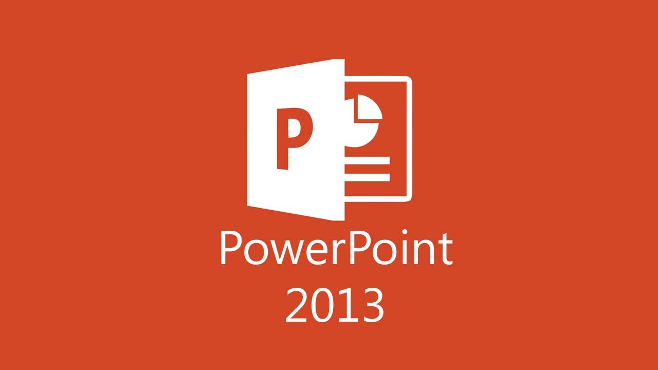 Cách tạo hiệu ứng chạy chữ trong powerpoint 2013