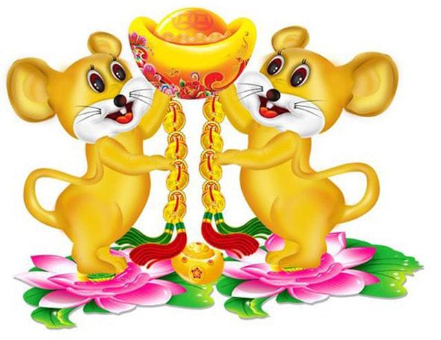 Giải đáp thắc mắc: Canh Tý có phải chuột vàng không?