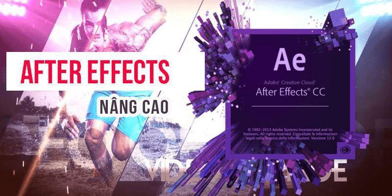 Học After Effect trên UNICA