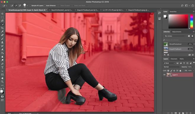 Hướng dẫn cách tách nền trong Photoshop chi tiết nhất