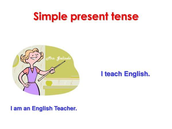 Thì hiện tại đơn trong tiếng Anh cơ bản