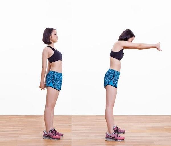 Bài tập giảm mỡ bụng nhanh
