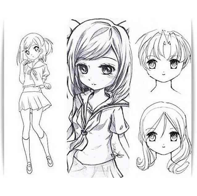 Cách để vẽ Anime đẹp