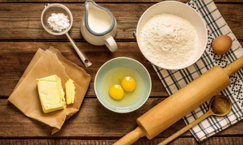 Nằm lòng công thức làm bánh gato không cần lò nướng