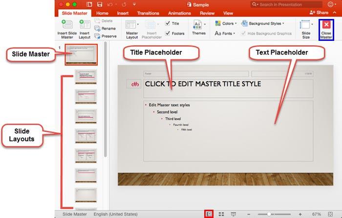 Cách làm PowerPoint mà bạn cần lưu ý