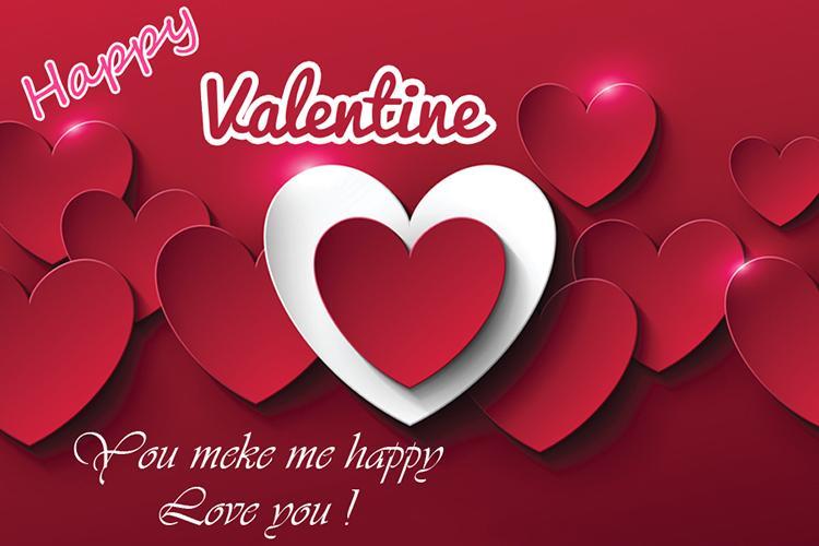 Hướng dẫn cách làm thiệp Valentine