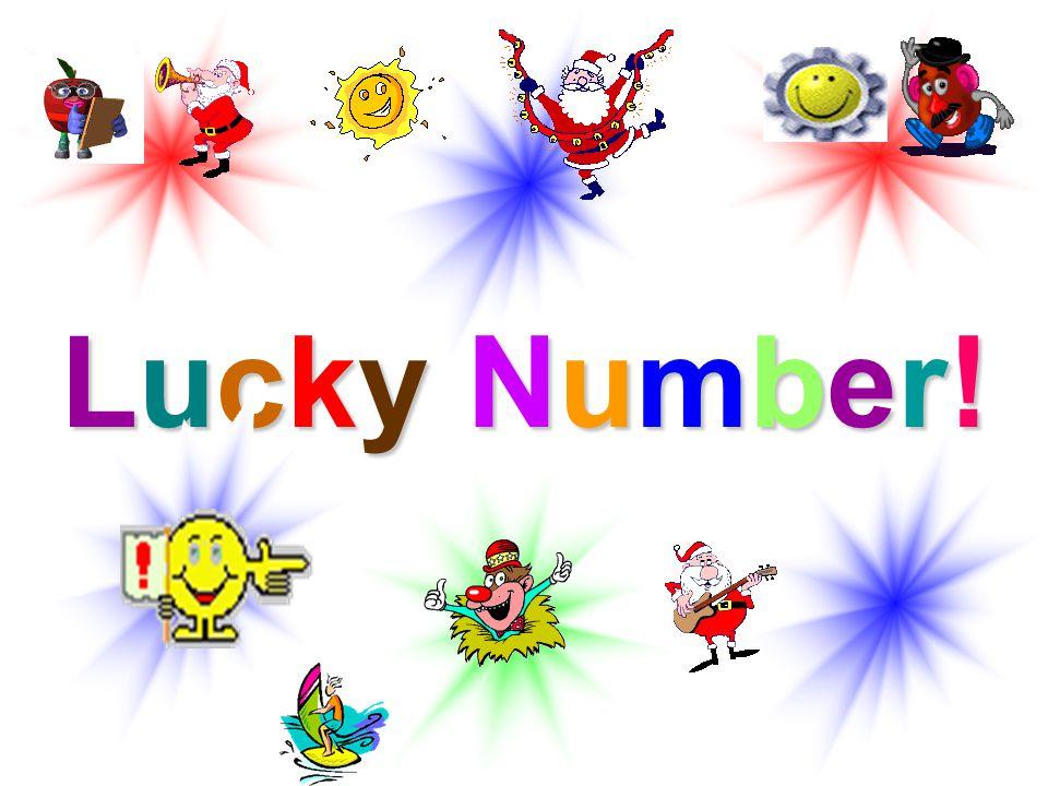 Cách làm trò chơi Lucky Number trên PowerPoint 2010 đơn giản