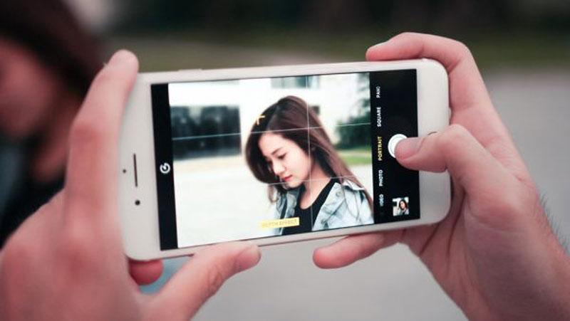 cách quay video đẹp bằng iPhone
