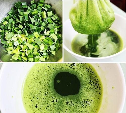 Cách nhuộm gạo để làm cơm Bento hiệu quả
