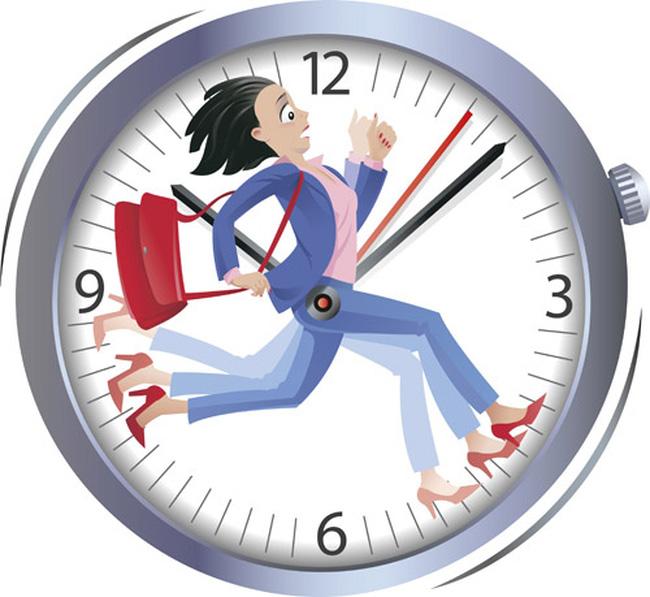 Các bước quản lý thời gian hiệu quả