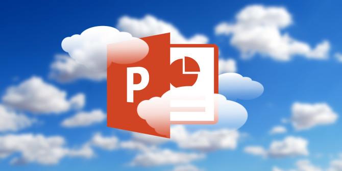 cách trình chiếu PowerPoint đơn giản