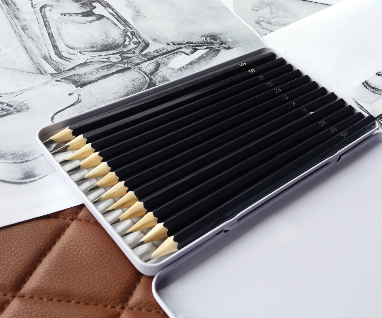 Cách vẽ đẹp bằng bút chì