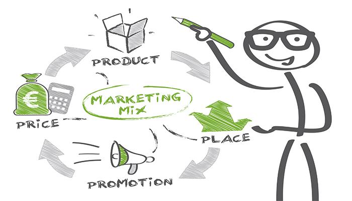 Chiến lược Marketing 4P trong thời đại công nghệ số