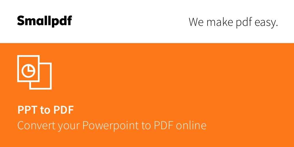 chuyển PowerPoint sang PDF