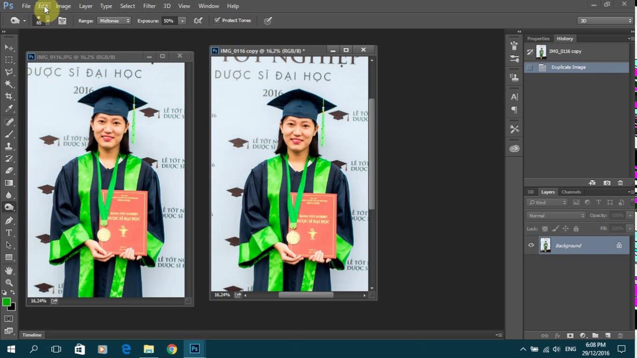 Cách chuyển RGB sang CMYK trong Photoshop sao cho ít biến màu
