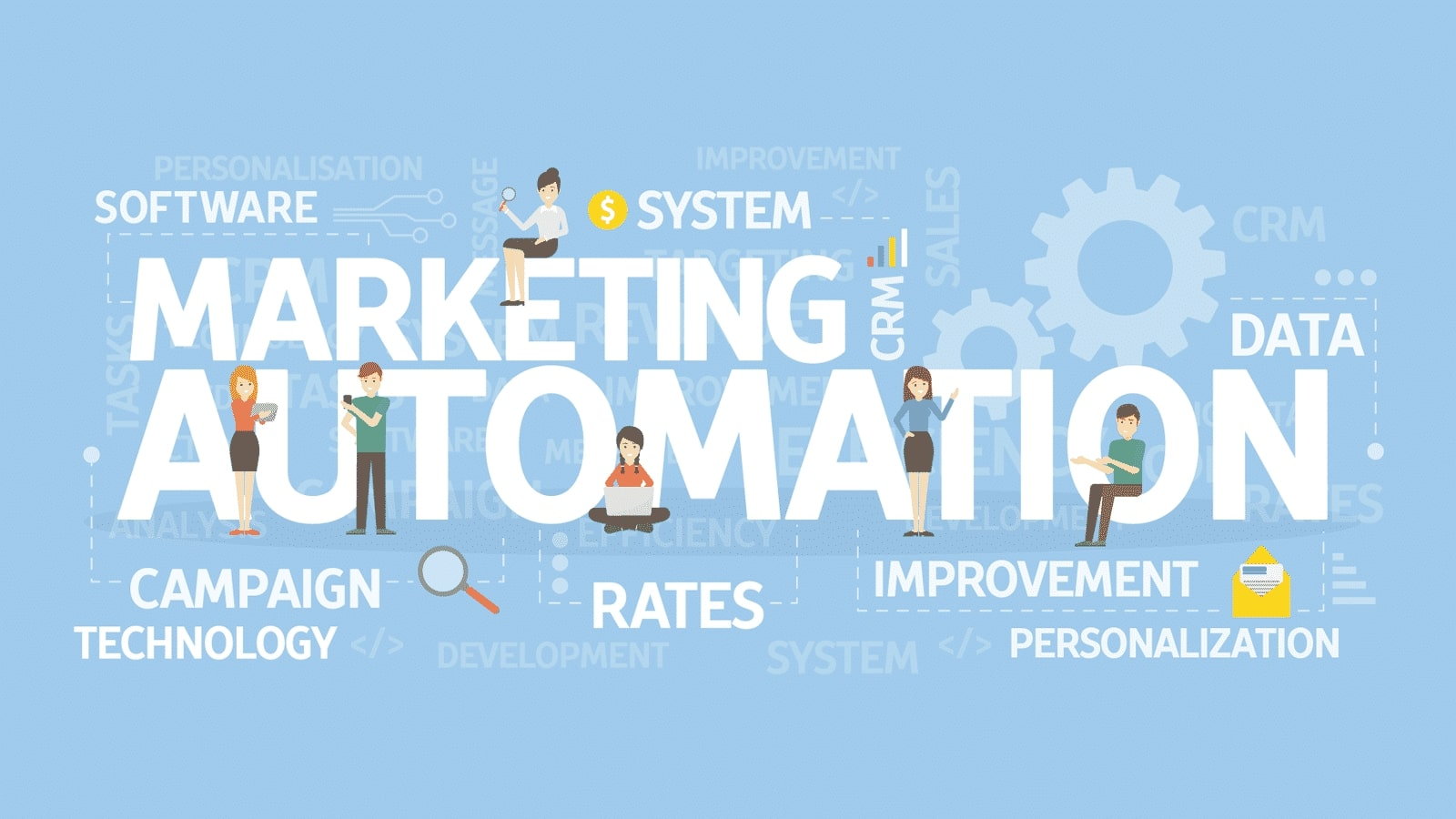 công cụ Automation Marketing