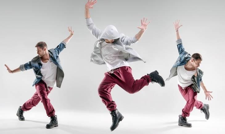 Học nhảy hiphop giúp cơ thể trở nên linh hoạt
