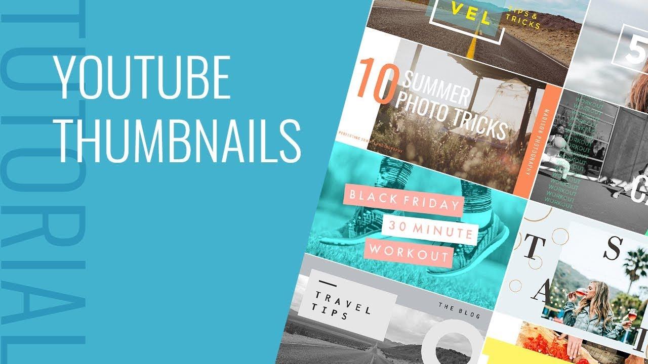 Kích thước thumbnail YouTube đẹp