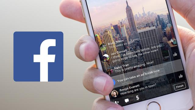 kiếm tiền từ Facebook Ad Breaks hiệu quả