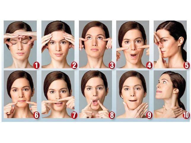 Cách massage mặt tại nhà hiệu quả