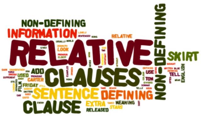 Mệnh đề quan hệ trong tiếng Anh