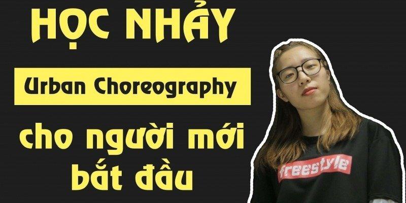 Nhảy hiện đại cùng giảng viên Thùy Linh xinh đẹp