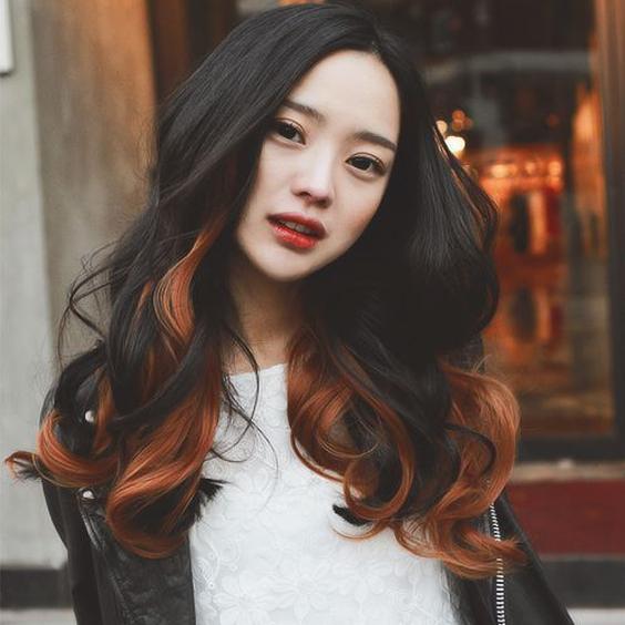 Những kiểu tóc đẹp đón Tết 2020