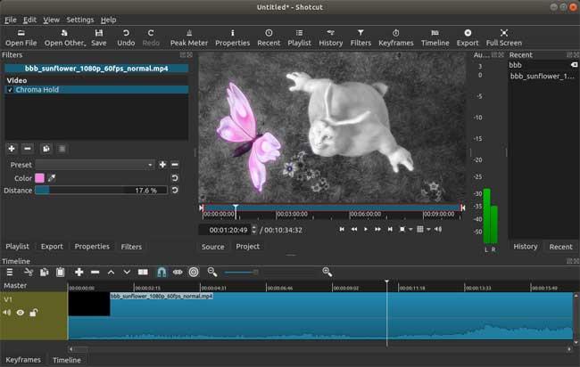 phần mềm tạo hiệu ứng kỹ xảo cho video 1