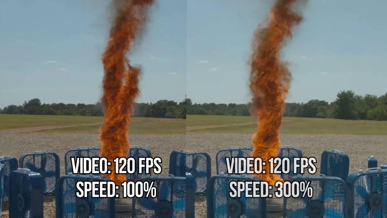 phần mềm thay đổi tốc độ video