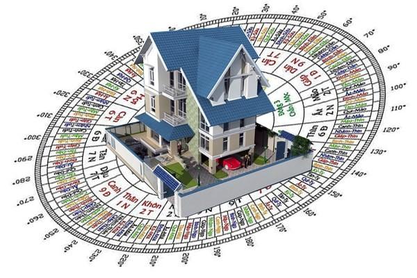 cách trang trí nhà ở hợp phong thủy Tết 2020