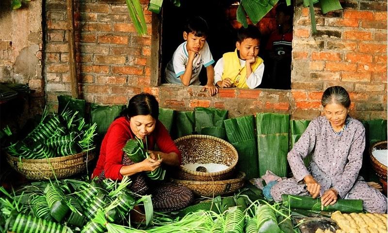 Những phong tục Tết cổ truyền Việt Nam