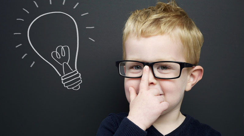 rèn luyện tư duy cho trẻ