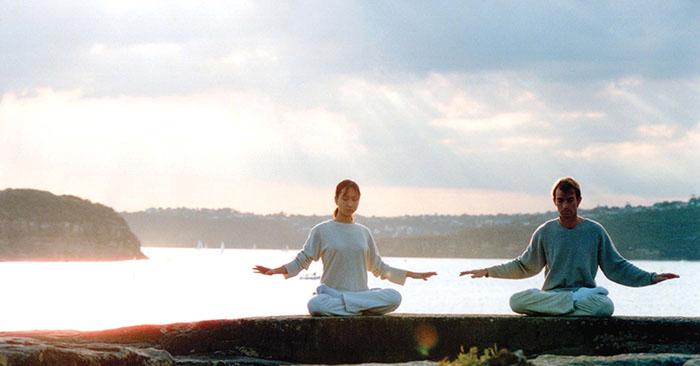 Thiền chữa bệnh