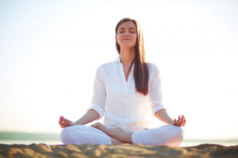 Thiền chữa bệnh hiệu quả