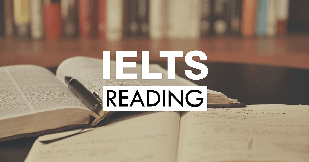 thứ tự làm bài Reading Ielts