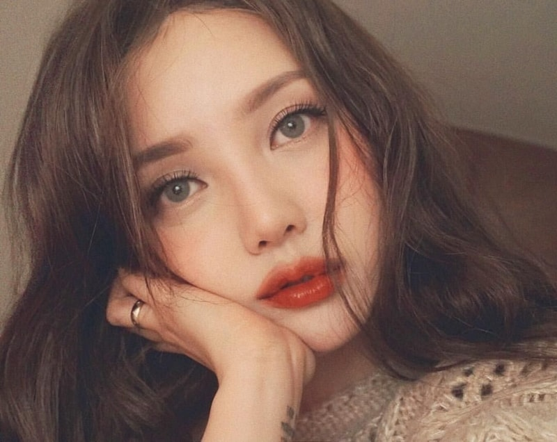Cách trang điểm phong cách Hàn Quốc chơi Valentine